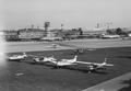 ETH-BIB-Diverse Kleinflugzeuge am Boden in Zürich-Kloten-LBS H1-027109.tif