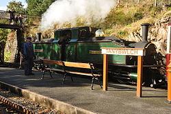 Earl of Merioneth at Tan-y-Bwlch railway station (8296).jpg