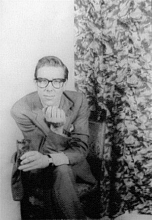 Antony Armstrong-Jones, 1st Earl of Snowdon - Armstrong-Jones in 1958, photographed by Carl Van Vechten