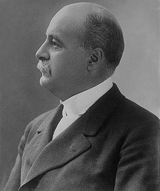 Curtis Guild Jr. - Eben Sumner Draper, 1914 photograph