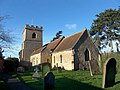 Eckington Church in Winter sunshine - geograph.org.uk - 702425.jpg