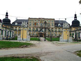 Edelény - Palace