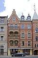 Edificio en Pulkveza Brieza iela, Riga, Letonia, 2012-08-07, DD 01.JPG