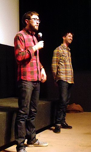 Bluebird (2013 film) - Lance Edmands (director) and Kyle Martin (producer) answer questions after the first Maine screening on May 4, 2013