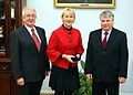 Edmund Wittbrodt Margot Wallström Bogdan Borusewicz Senate of Poland.JPG