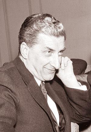 Edvard Ravnikar - Edvard Ravnikar in 1961