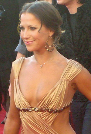 Edyta Śliwińska - Śliwińska at the 2009 American Music Awards.