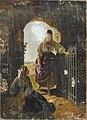 Eesti naised rahvariides. Rukk, Carl Timoleon von Neff, EKM j 11434 M 4074.jpg
