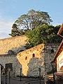 Eger castle. Стены Эгерской крепости. - panoramio.jpg