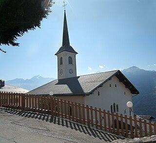 Granier Part of Aime-la-Plagne in Auvergne-Rhône-Alpes, France