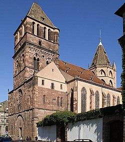 Eglise St Thomas - Strasbourg.JPG
