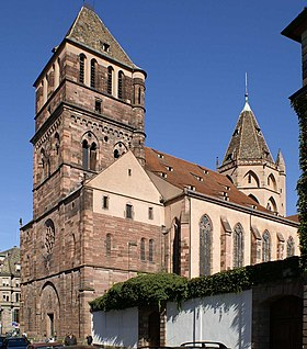 Image illustrative de l'article Église Saint-Thomas de Strasbourg