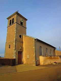 Sainte-Geneviève, Meurthe-et-Moselle Commune in Grand Est, France