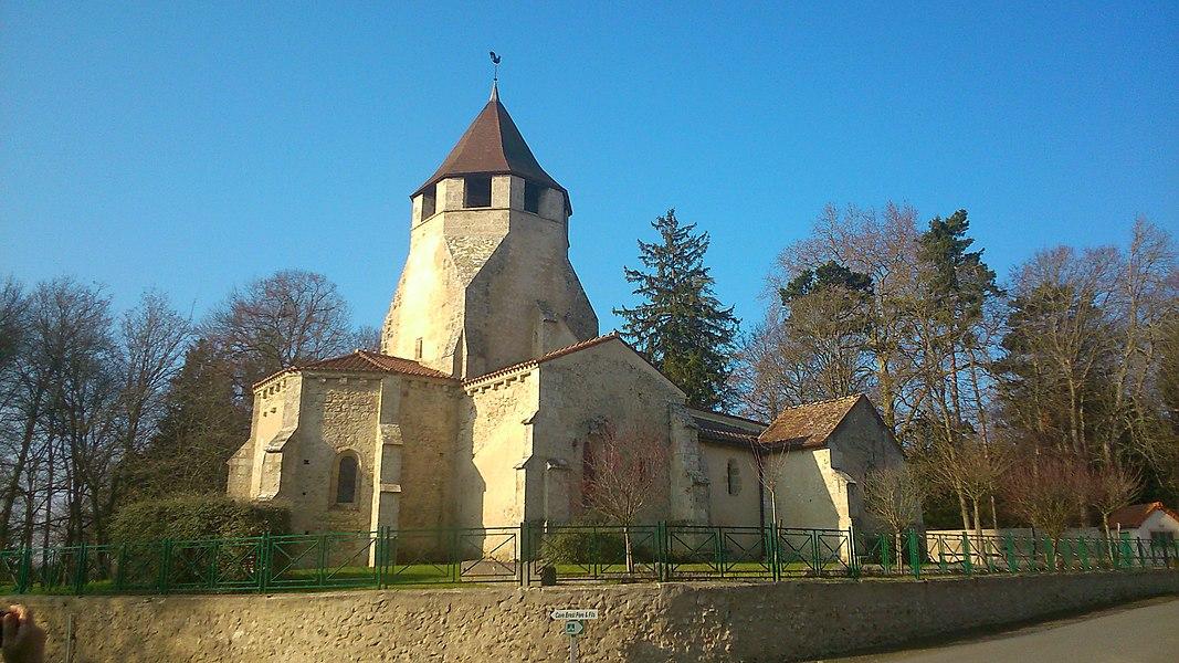 Église Saint-Pourçain