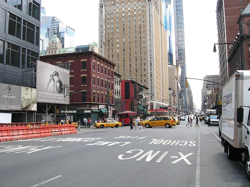 File:Eighth Avenue 46th Street jeh.JPG
