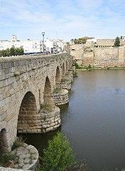 El puente romano y la alcazaba.jpg