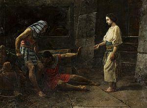 Mariano Barbasán - Image: El sueño de José, de Mariano Barbasán (Museo de Zaragoza)