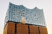 Elbphilharmonie (Hamburg, Germany) in 2016, by Robert Katzki.jpg