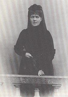 Elisabeth Förster-Nietzsche Sister of Friedrich Nietzsche