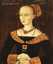 Elizabeth Woodville - Wikipedia