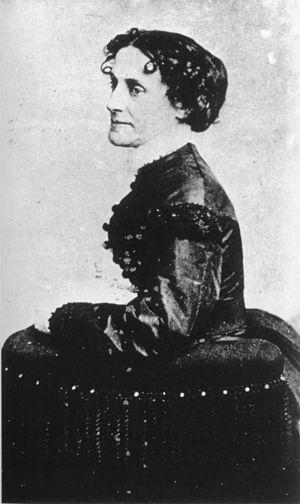 Elizabeth Van Lew - Portrait of Elizabeth Van Lew