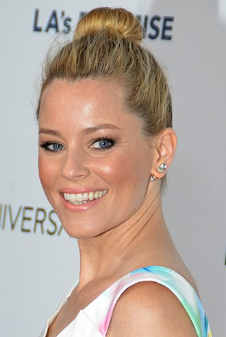 "Christmas Attack Zone - Elizabeth Banks guest starred in ""Christmas Attack Zone"" as the character Avery Jessup."