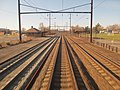 Elkton station from passing train, January 2016.JPG