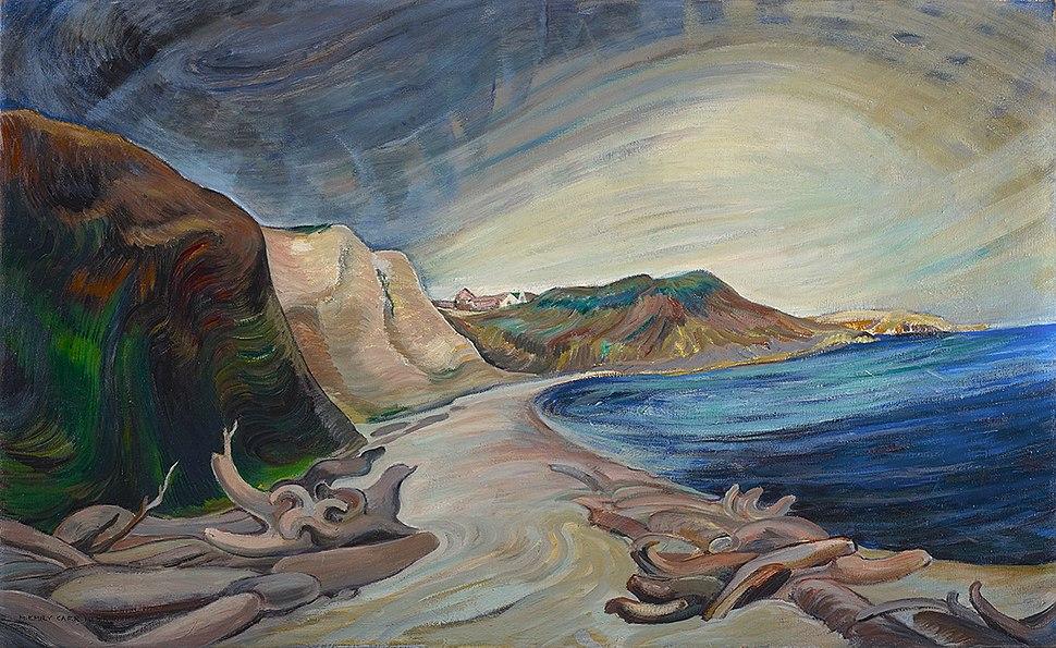 Emily Carr Shoreline 1936