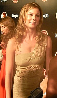 Emily VanCamp @ ET Post-Emmys Party.jpg
