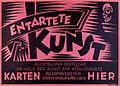 Entartete Kunst poster, Berlin, 1938.jpg