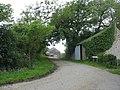 Entrance to Gwredog Farm - geograph.org.uk - 883548.jpg