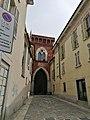 Entrata principale del Castello Sforzesco - Vigevano.jpg