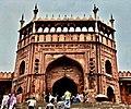Entry gate of Jama Masjid, Delhi.jpg