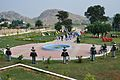 Entryway through Science Park - Ranchi Science Centre - Jharkhand 2010-11-29 8848.JPG