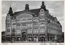 ae70b5e1488ed6 Kaufhaus Römischer Kaiser (KRK) in den 1920er Jahren