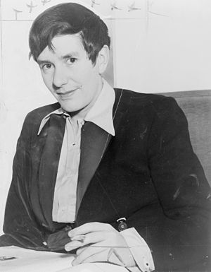 Mann, Erika (1905-1969)