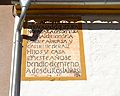 Escrit de 1802 a una casa de Sot de Ferrer.JPG