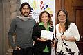 Escuela de Verano 2013, entrega de diplomas (9533116504).jpg