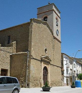 Vallfogona de Balaguer - Church of St. Michael Archangel