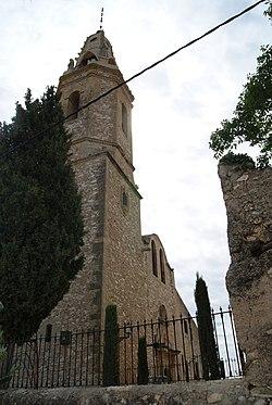 Església parroquial de Sant Jaume, Creixell, Nord Oest 01.jpg