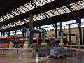 Estación Central, trenes del servicio Metrotren.JPG
