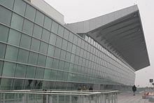 estudio lamela terminal a del aeropuerto de varsovia polonia
