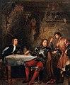 Eugène Delacroix - Quentin Durward et le balafré.jpg