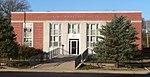 Eureka, Kansas, post office from E 1.jpg