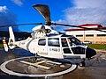 Eurocopter AS-365N2 Dauphin II (EC-HIM) @ Helipuerto Costa Norte.jpg
