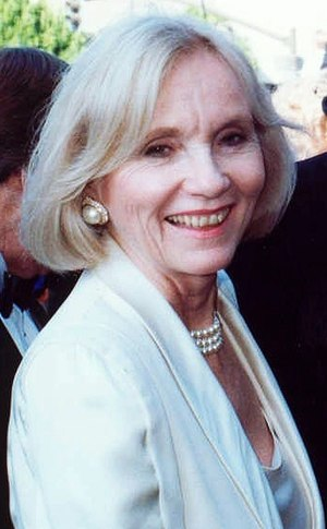 Eva Marie Saint - Saint at the 1990 Emmy Awards