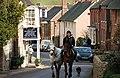 Evershot, Street Scene - geograph.org.uk - 1716630.jpg