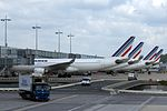 F-GZCD AND OTHERS AF A330 (16445540867).jpg