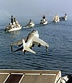 FA2 Sea Harrier Launches from HMS Illustrious MOD 45139505.jpg