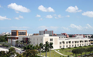 Florida International University College of Law - Rafael Díaz-Balart Hall